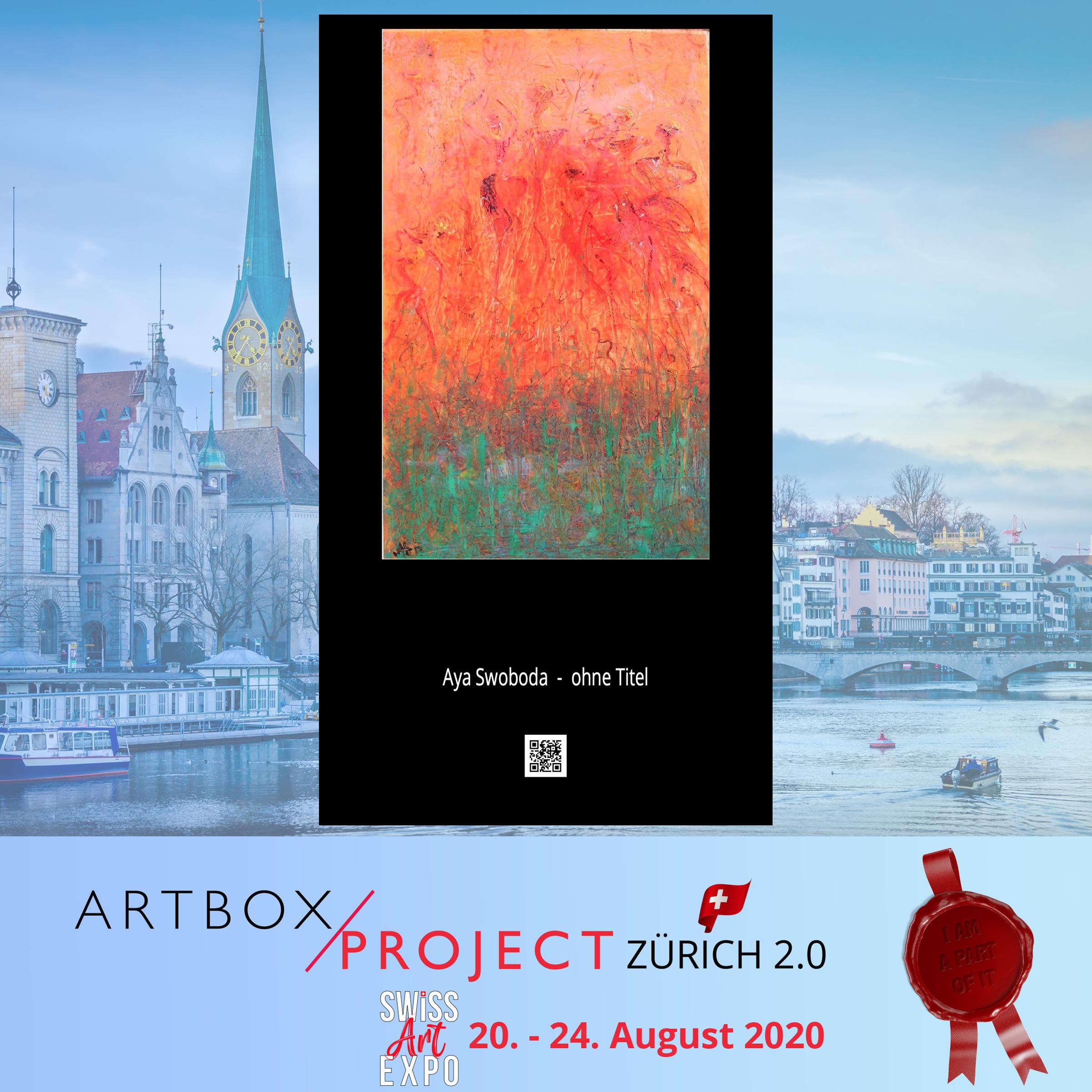Aya SWOBODA - artbox project zürich 2020